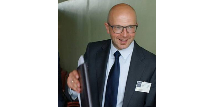 Dr hab. prof. UP Marcin Urbaniak