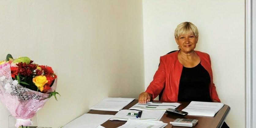 Dr hab. prof. UP Dorota Probucka