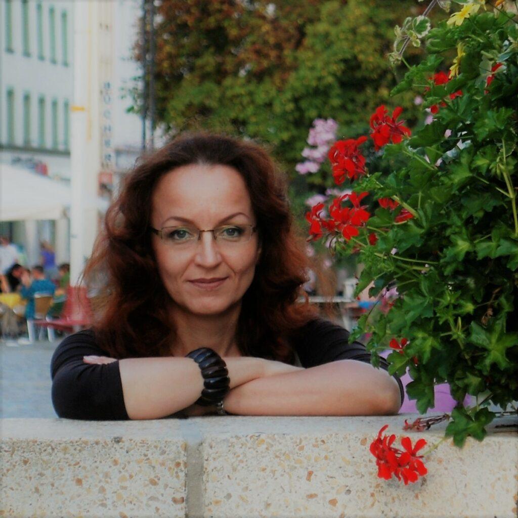 Dr hab. prof. UP Marzenna Jakubczak