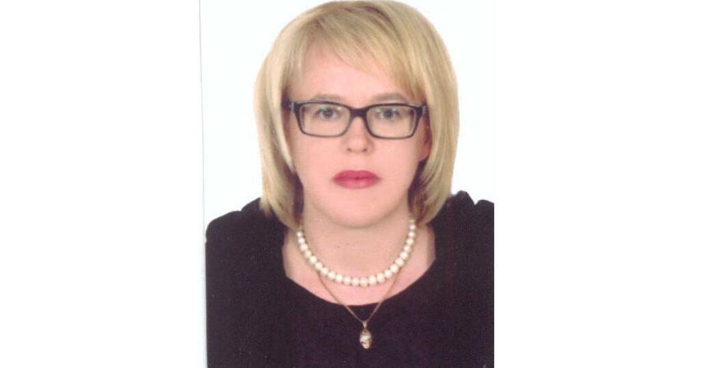 Liudmyla  Kryvachuk